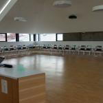 Klimatisierter Konferenzraum